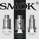SMOK NORD REPLACEMENT COILS 5PACK