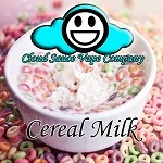 Cereal Milk Cloud Sauce